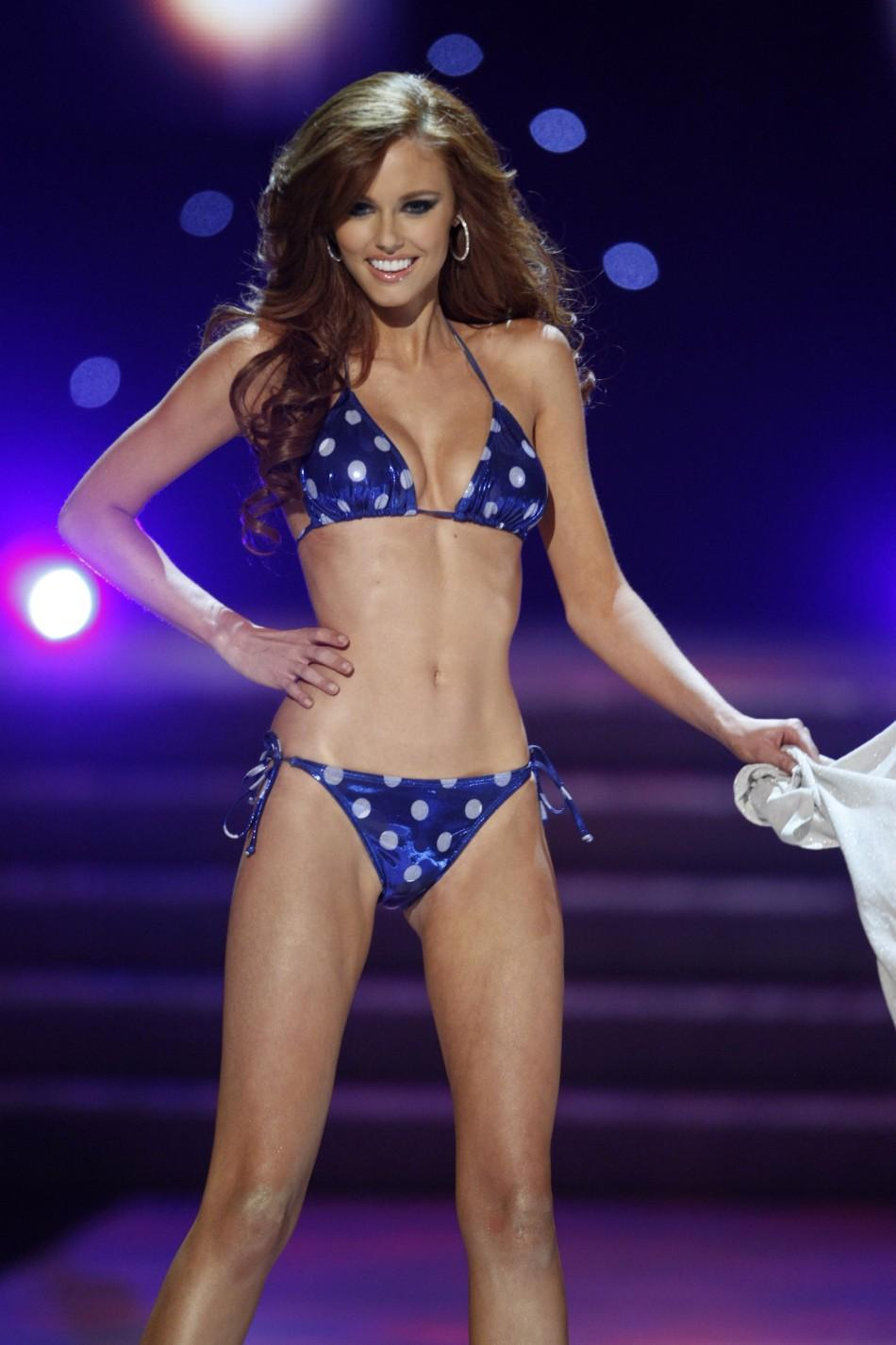 Miss California Alyssa Campanella
