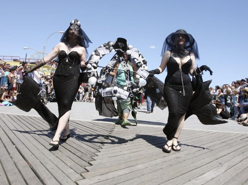 Mermaid Parade 2011