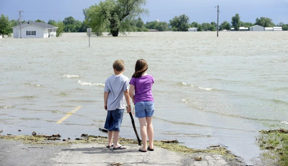 Flooding in the Midwest (1 of 9)