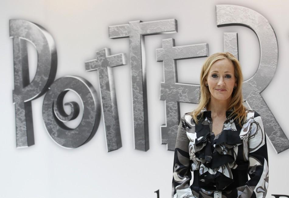 JK Rowling officially announces Pottermore