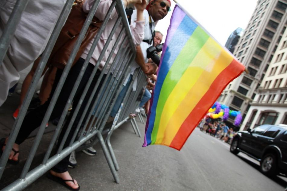 2011 Gay Pride Parade