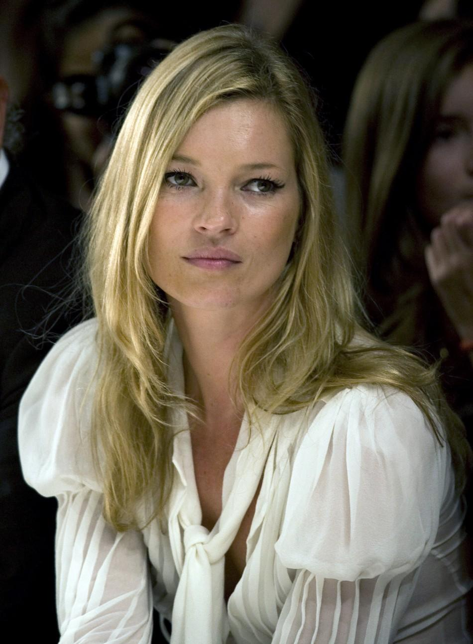 Kate Moss prepares for wedding on Friday