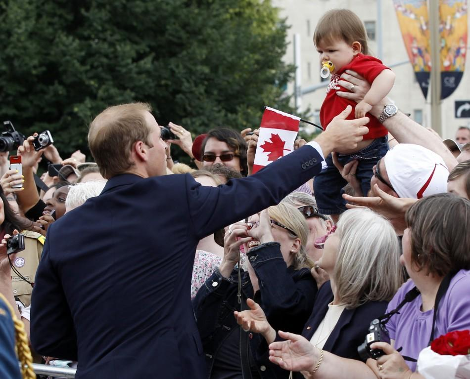 Will and Kate Canada 3