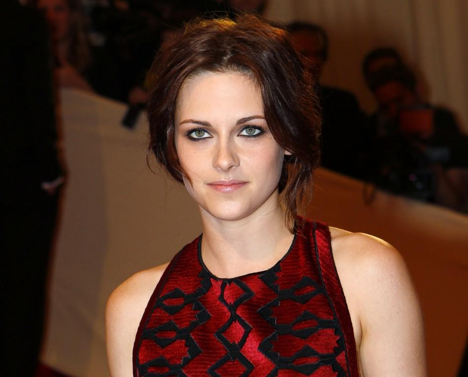 Kristen Stewart arrives at the Metropolitan Museum of Art Costume Institute Benefit celebrating the opening of Alexander McQueen: Savage Beauty, in New York, May 2, 2011. Stewart made $20 million last year.