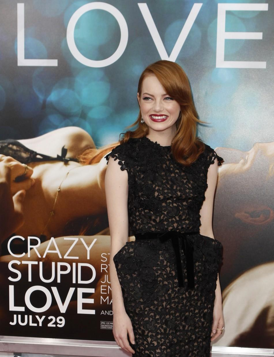 Crazy Stupid Love World Premier