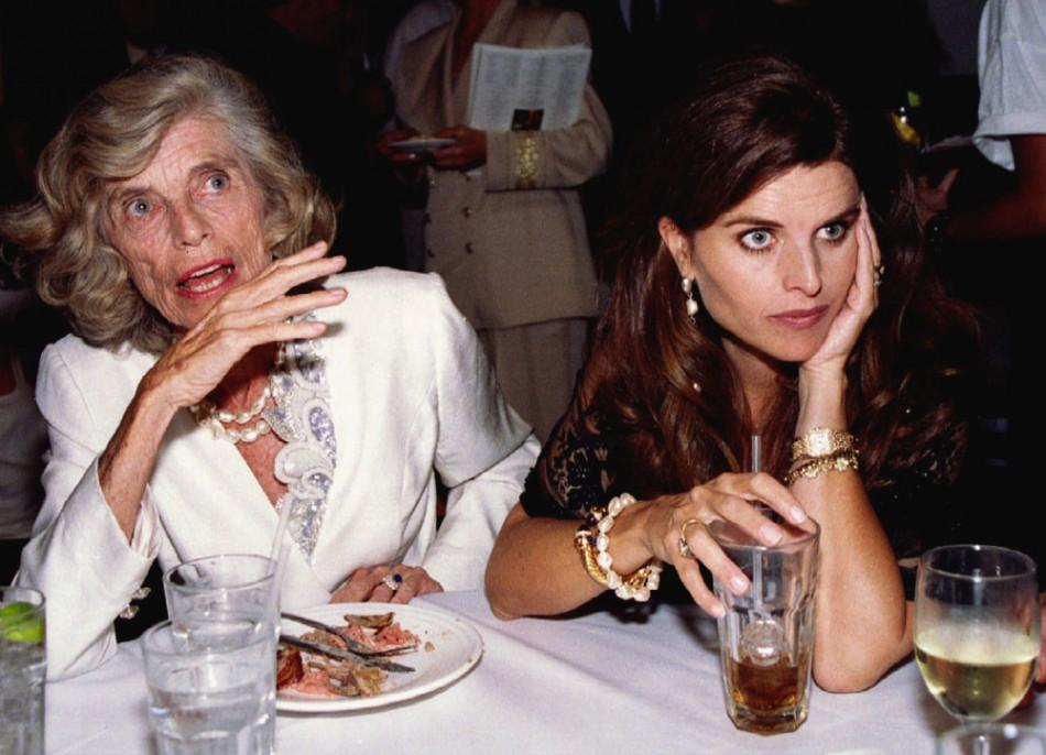 Maria Shriver in 1993