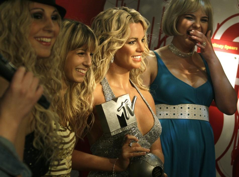 MTV Plans Britney Spears for Tribute After Amy Winehouse?