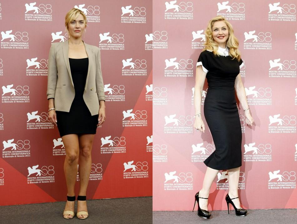 Madonna at 53 or Kate Winslet at 35: Who Dazzled more at Venice Film Festival?