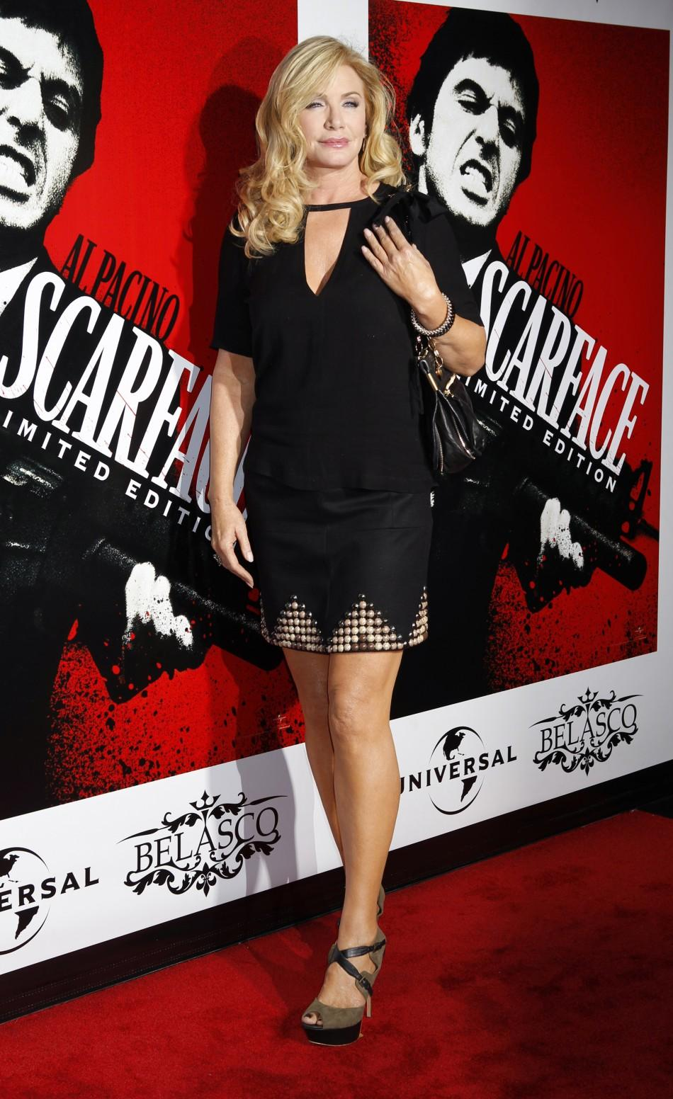 Canadian actress Shannon Tweed