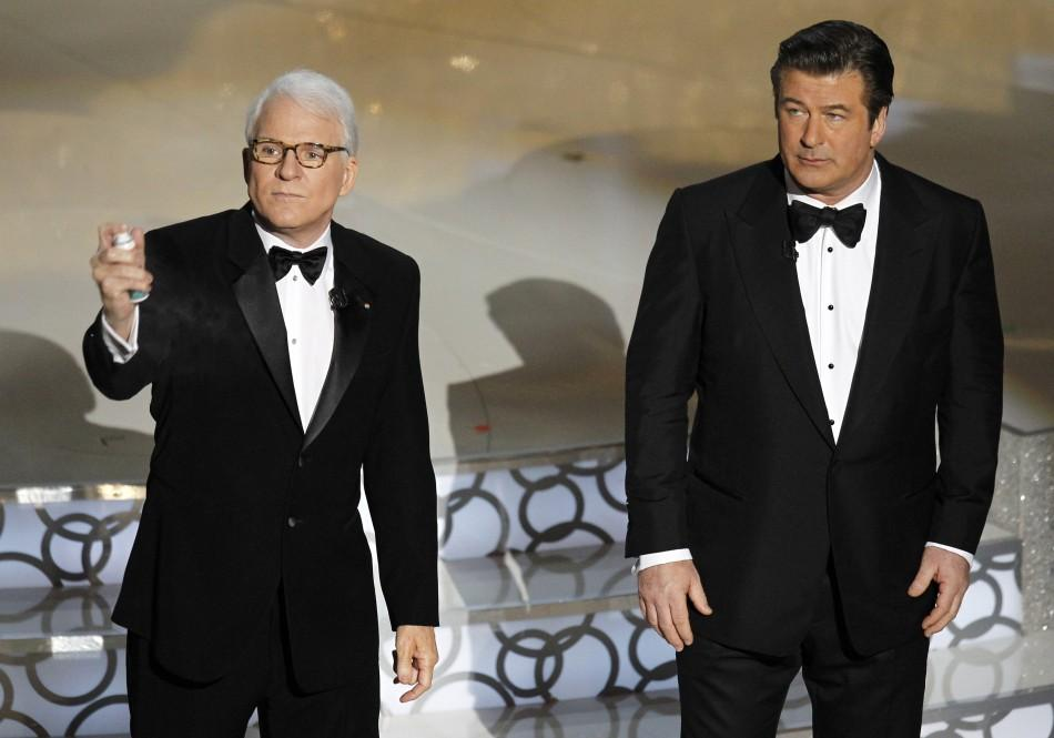 Steve Martin and Alec Baldwin host the 82nd Academy Awards in Hollywood