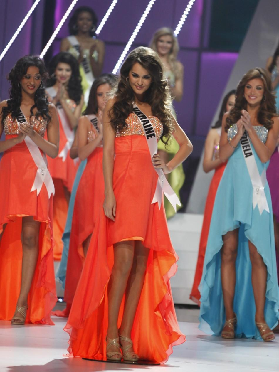 Miss Angola Leila Lopes Crowned Miss Universe 2011; What ...