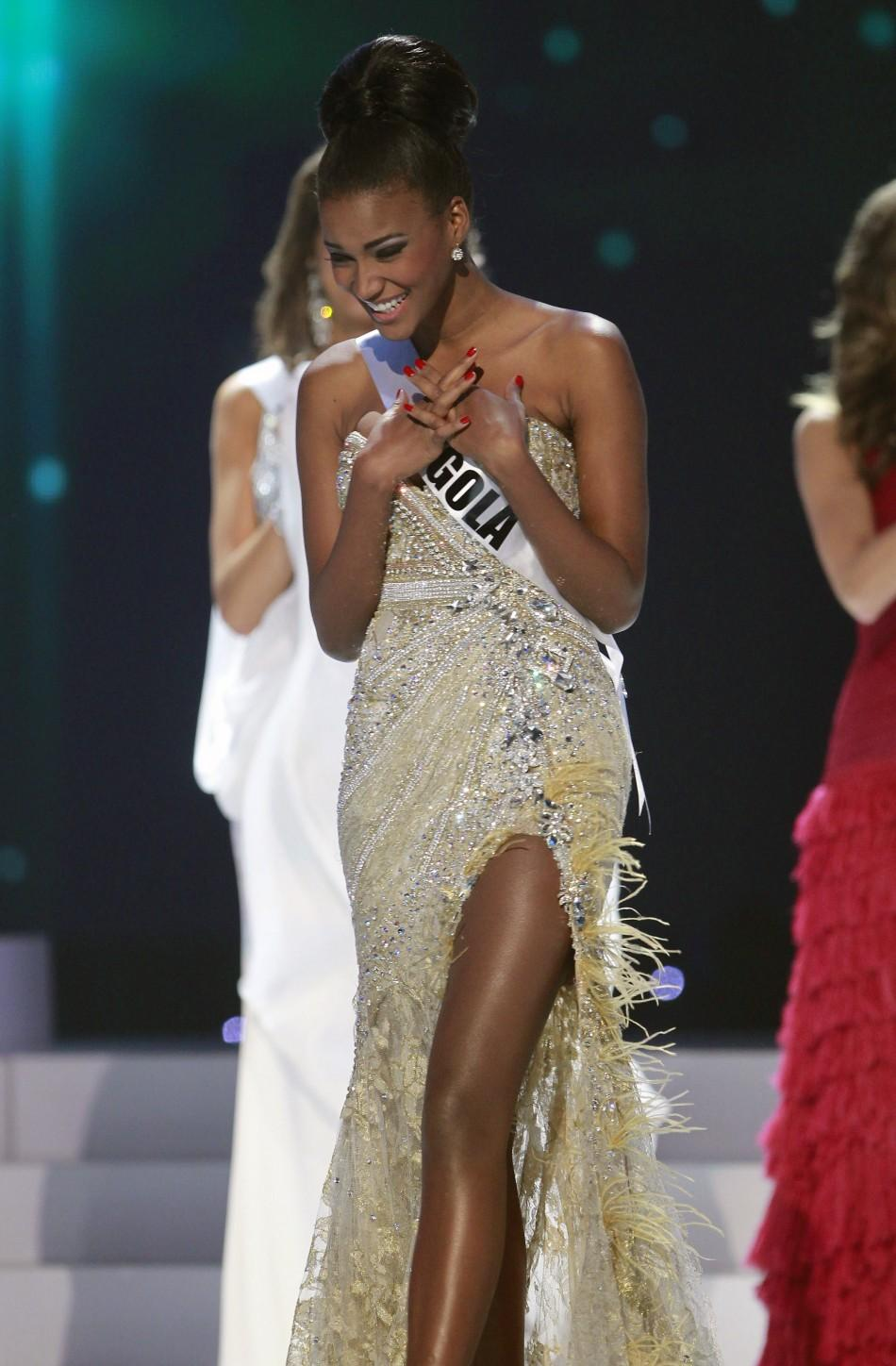 Miss Universe 2011 Winner: Meet Miss Angola, Leila Lopes ...