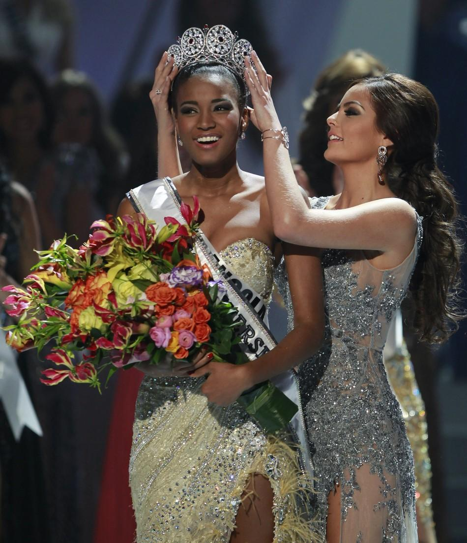 Miss Universe 2011 Leila Lopes