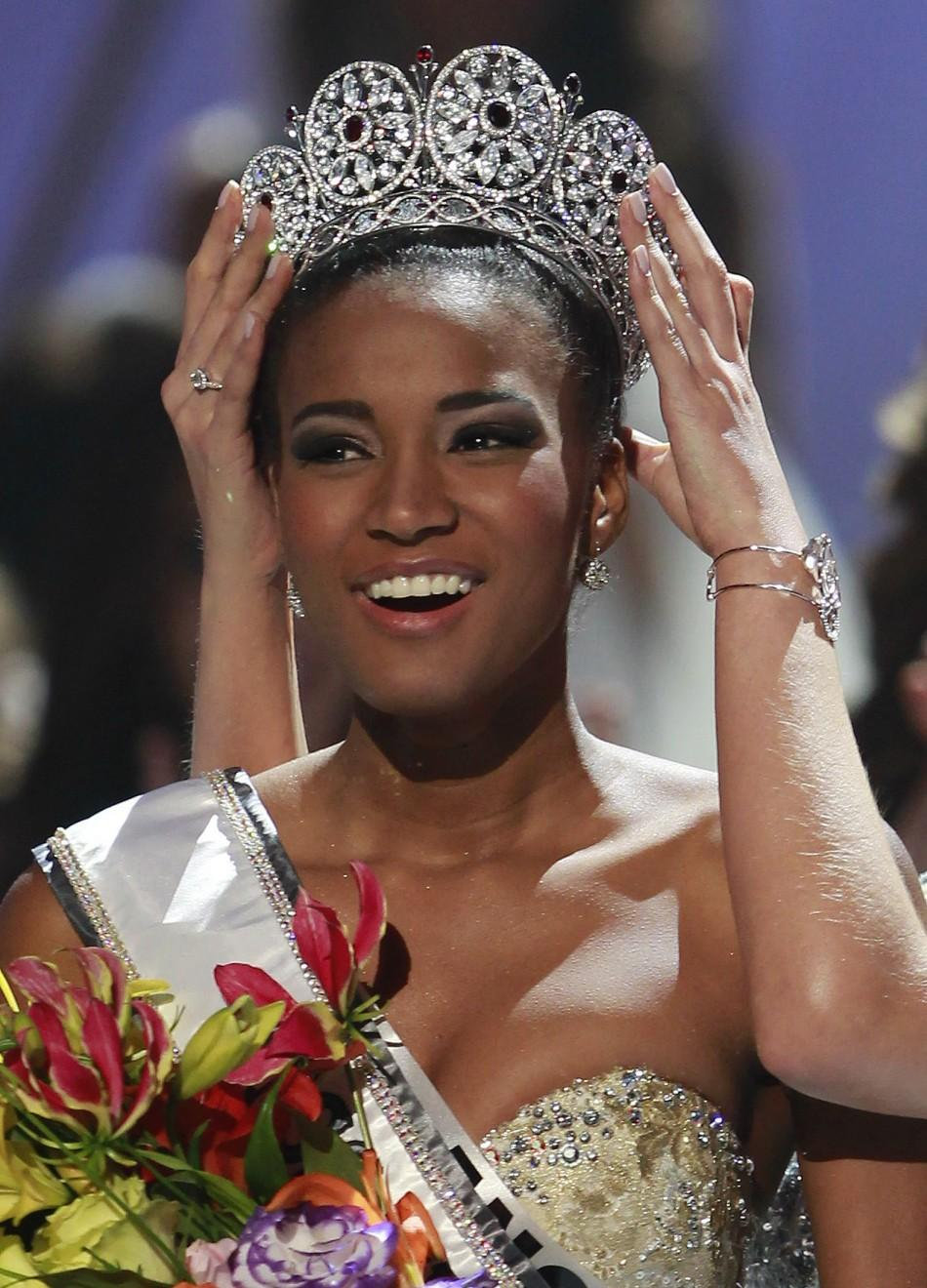 The Crowned Miss Universe Will Help in Fighting HIV