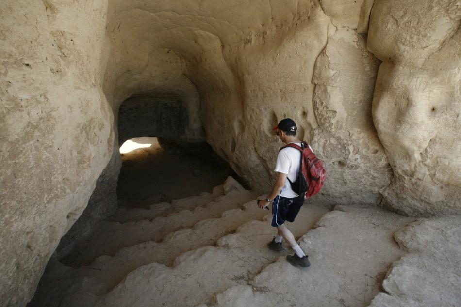 Hirbet Madras Caves in Jerusalem Reveal Ancient Jewish Rebel Hideouts