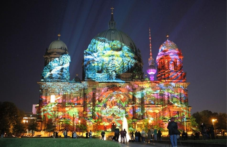 Berlin Festival of Lights 2011