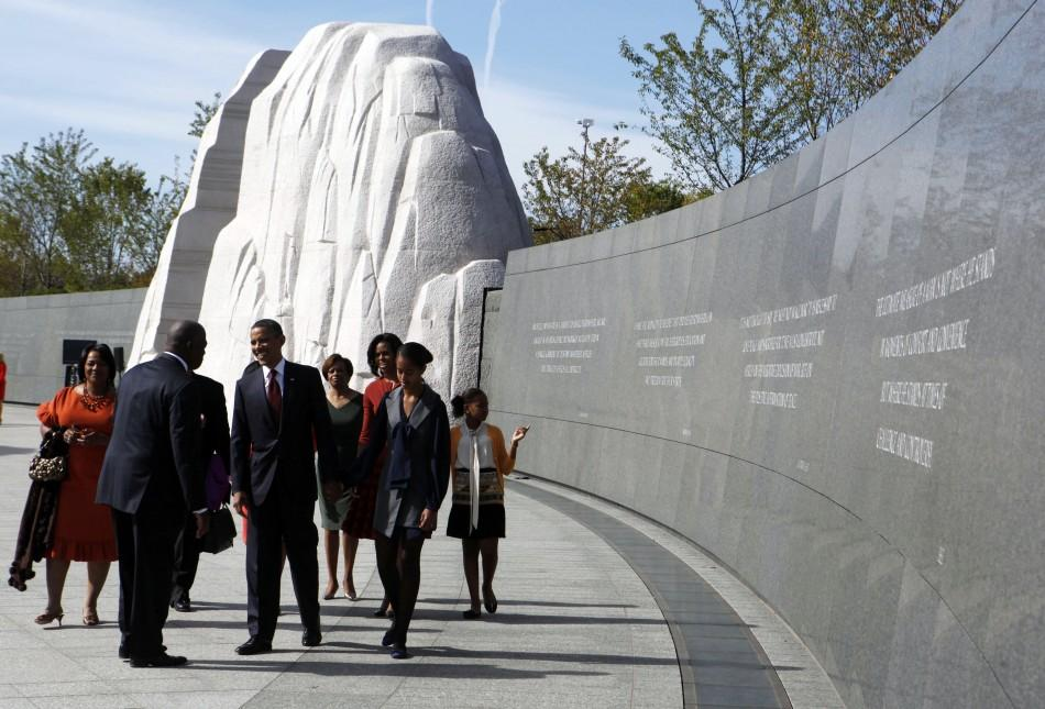 Martin Luther King, Jr. Memorial 2