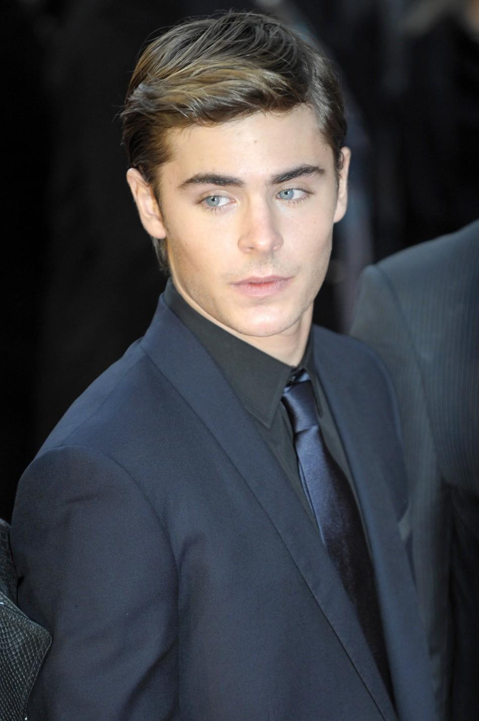 Efron in 2008.