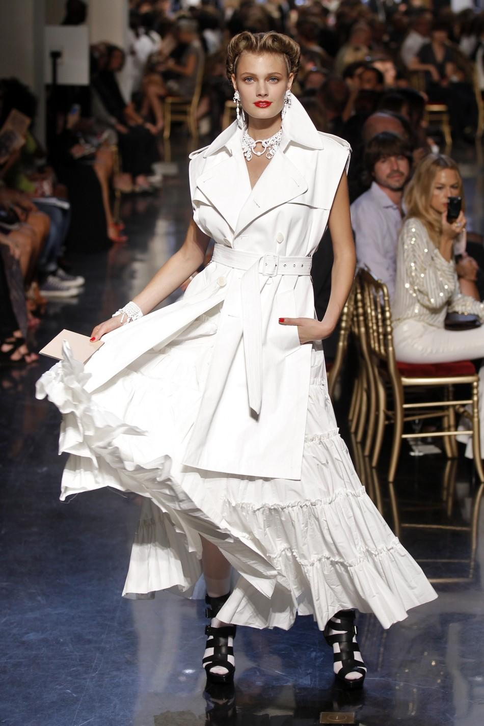 The Fashion World of Jean Paul Gaultier : A Thematic Display of Couture Ensembles.