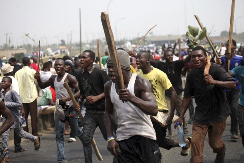 Occupy Nigeria Prostests