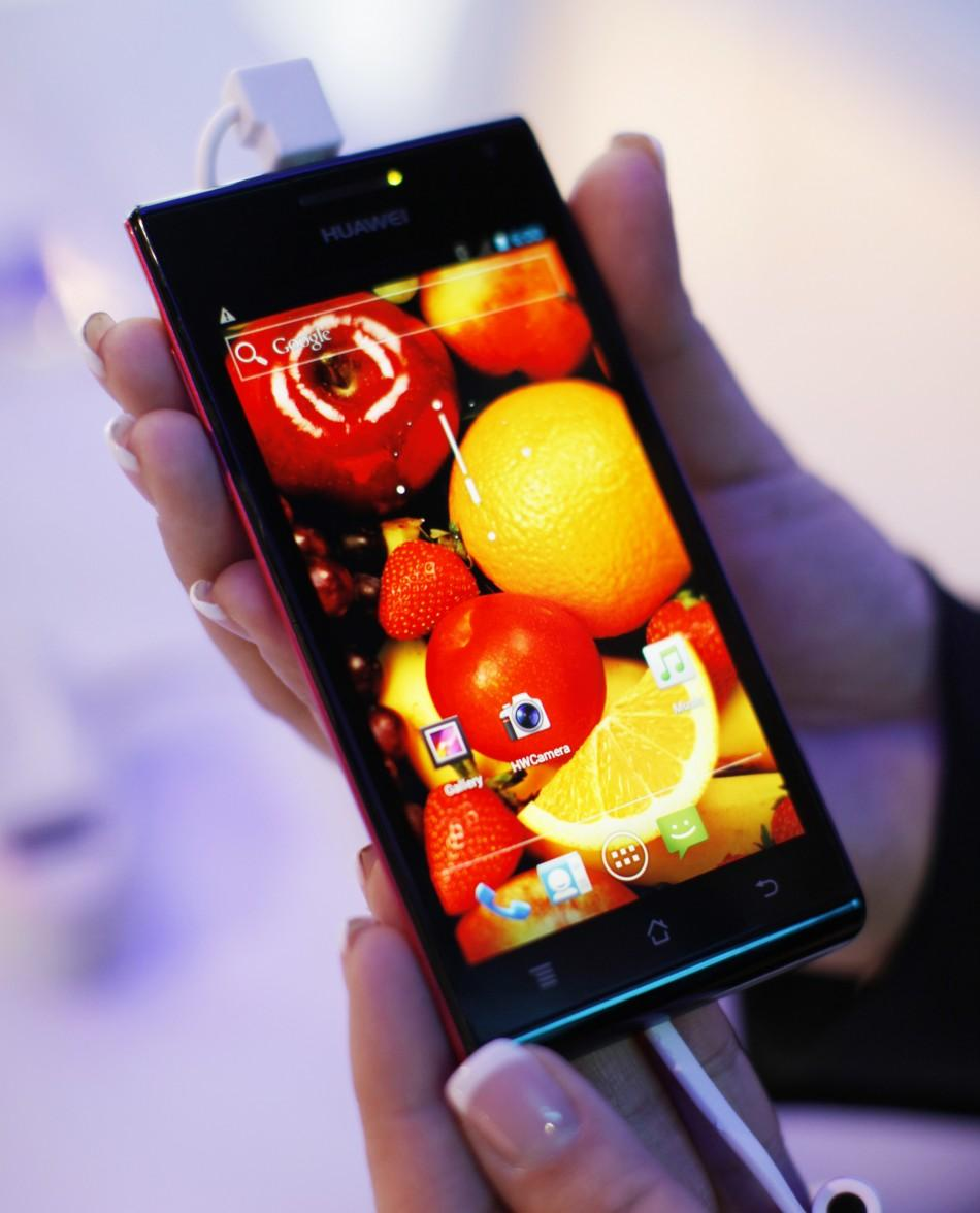 Huawei Ascend P1 S Smartphone