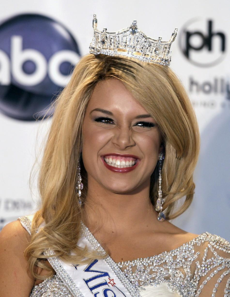 Miss America 2012 and Other Winners in the Past