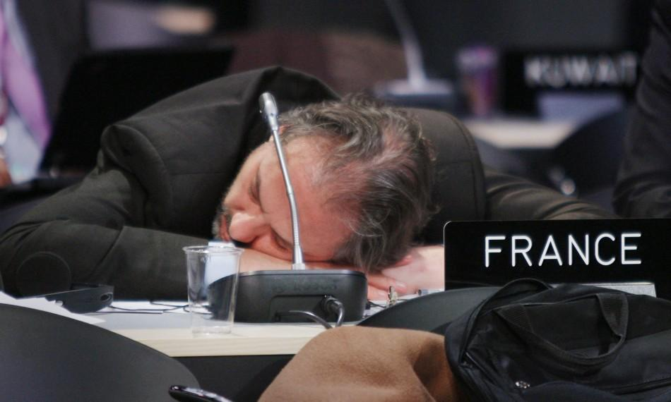 Sleepy Politicians In Pictures Do They Literally Sleep