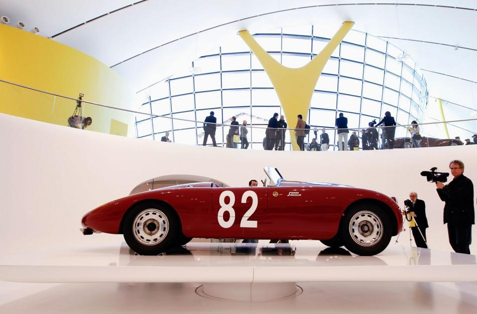 New Modena Museum Honours the Life and Works of Enzo Ferrari