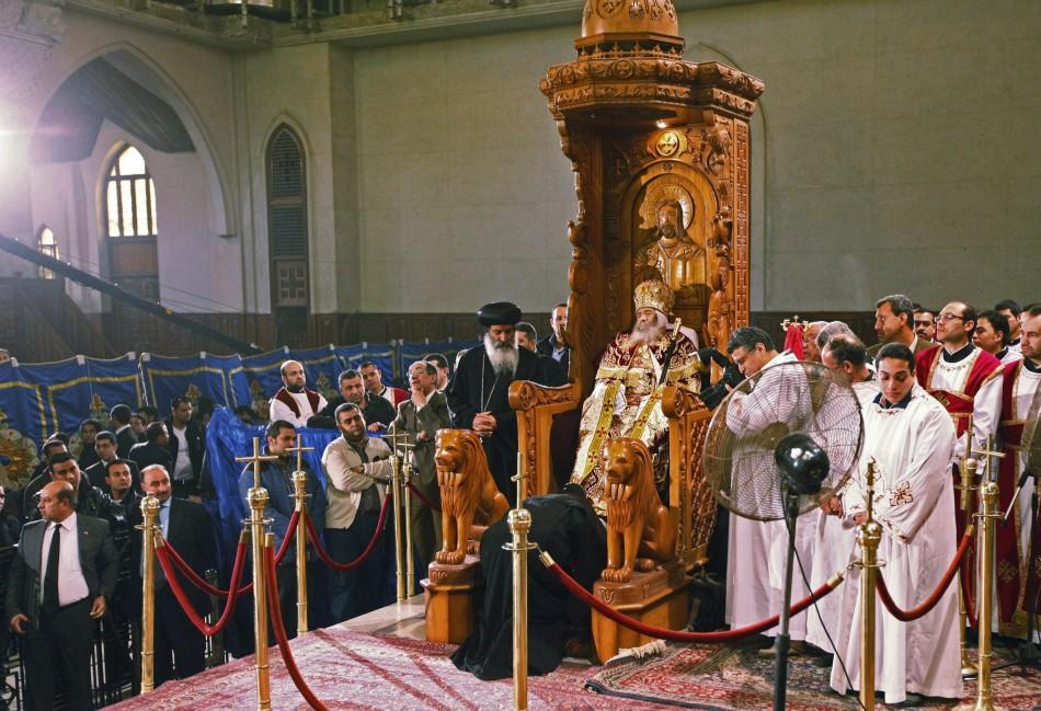 Death of Pope Shenouda III