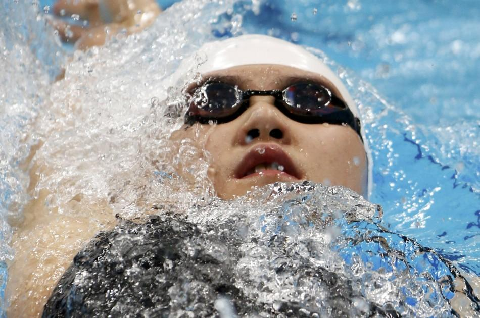 "Ye Shiwen's World Record Olympic Swim ""Impossible"" Says Top US Coach; China Defends Swimmer, Slams US Bias (photos)"