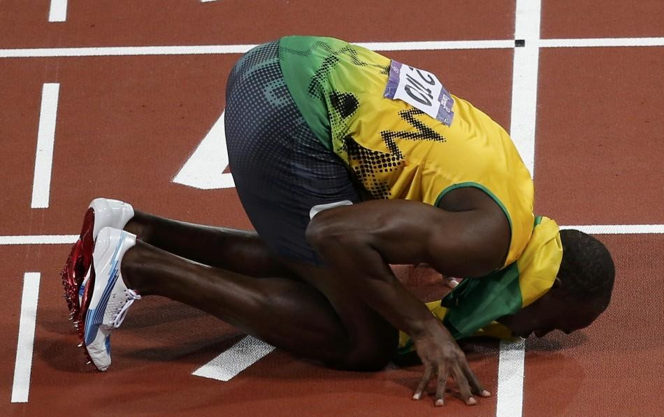 Fastest Athlete or Greatest Athlete in the World, Usain Bolt is Media's Delight (Photos)