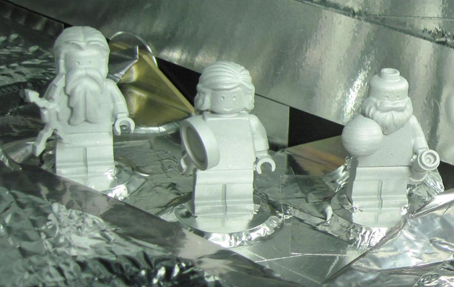 LEGO figurines to aboard NASA's Juno spacecraft set for launch