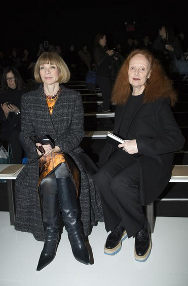 Wintour and Coddington