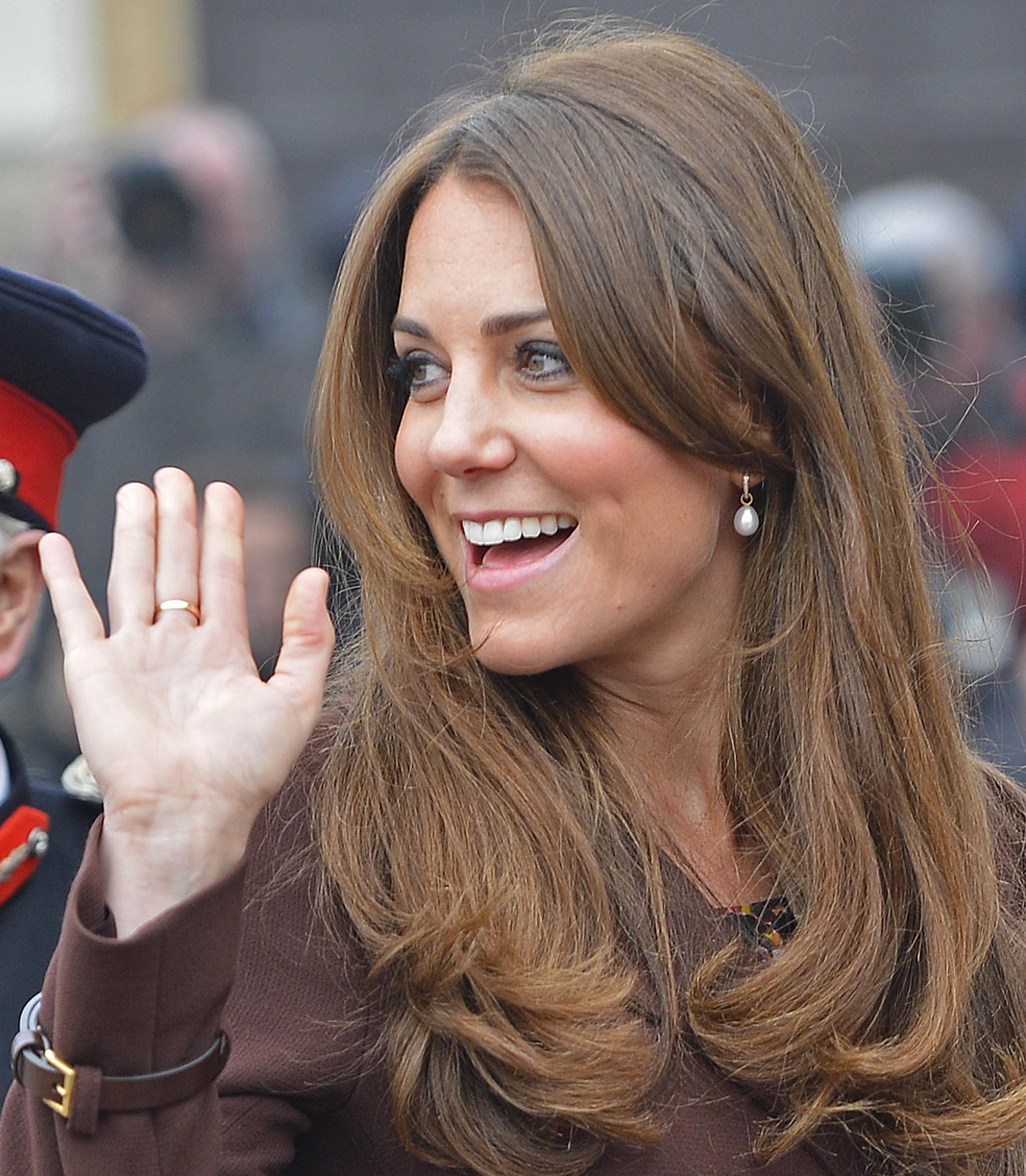 Where Is Kate Middleton?