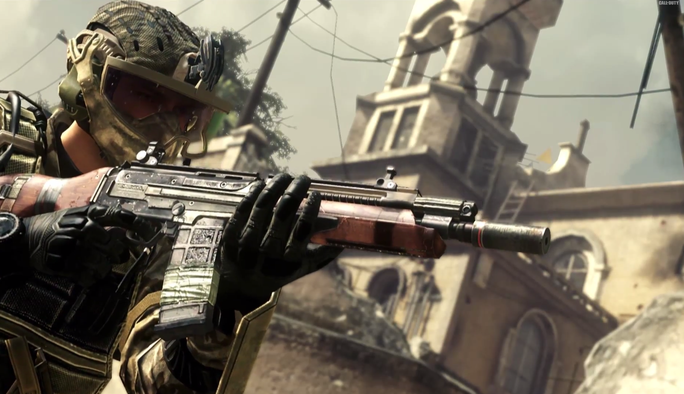 COD Ghosts DLC Onslaught Release Date 1
