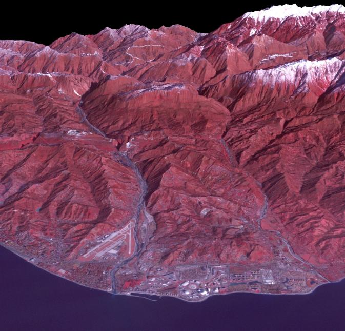 Sochi Mountain cluster