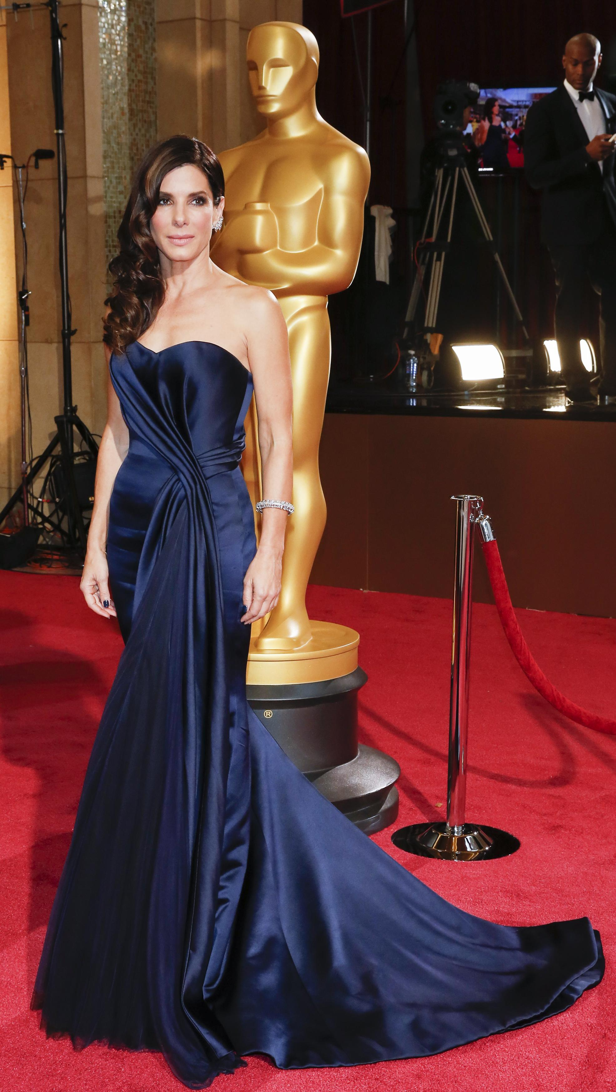oscars 2014 red carpet recap of all the fashion during