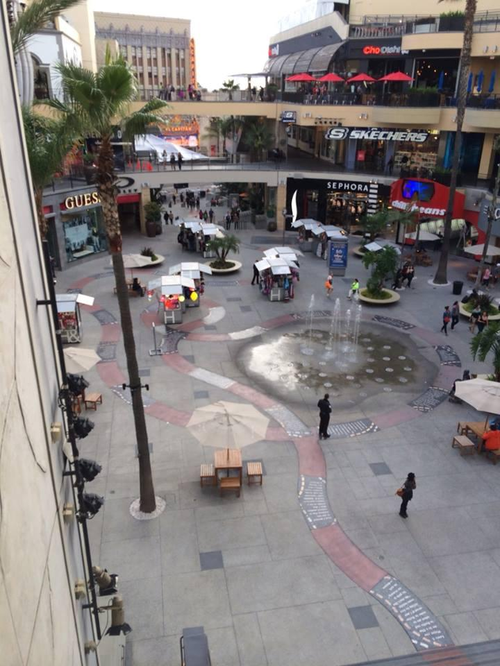 Dolby Theatre Mall