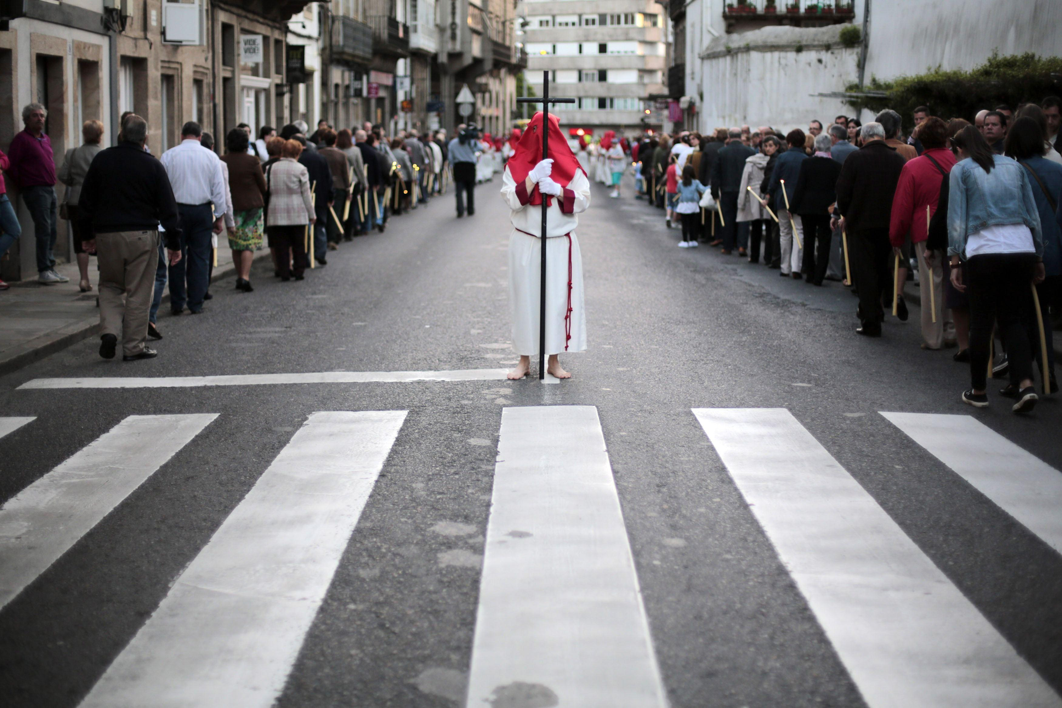 Holy Week - Penitent Northern Spain