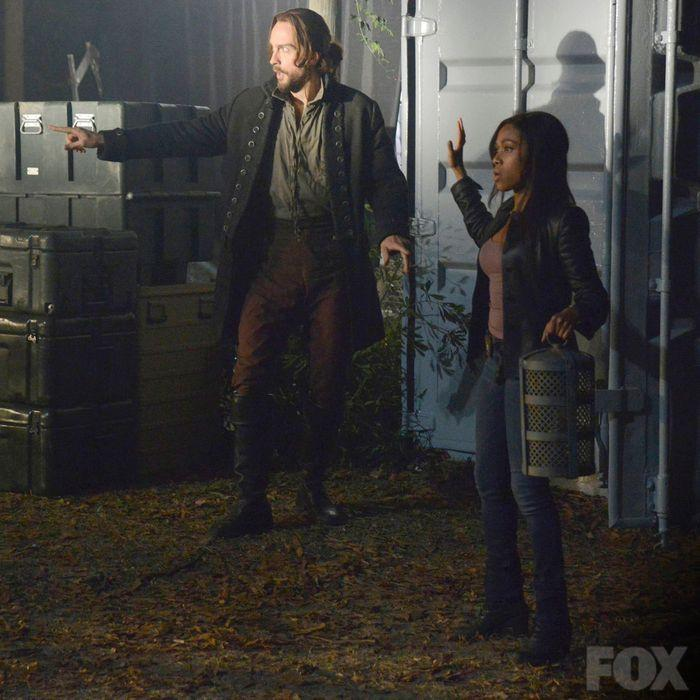 Sleepy hollow return date