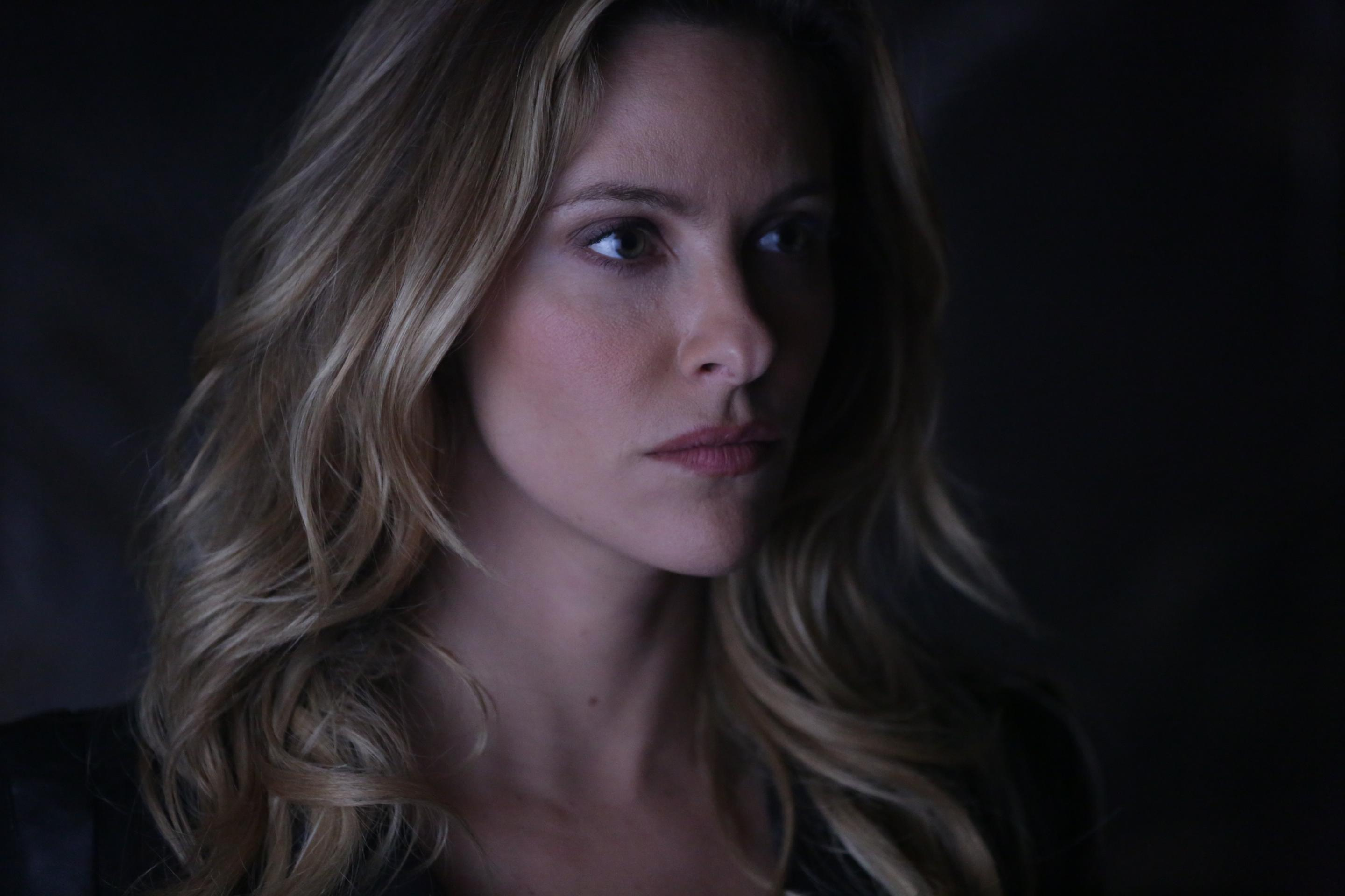 Kate Argent (Jill Wagner) Season 4 Episode 1 Credit MTV