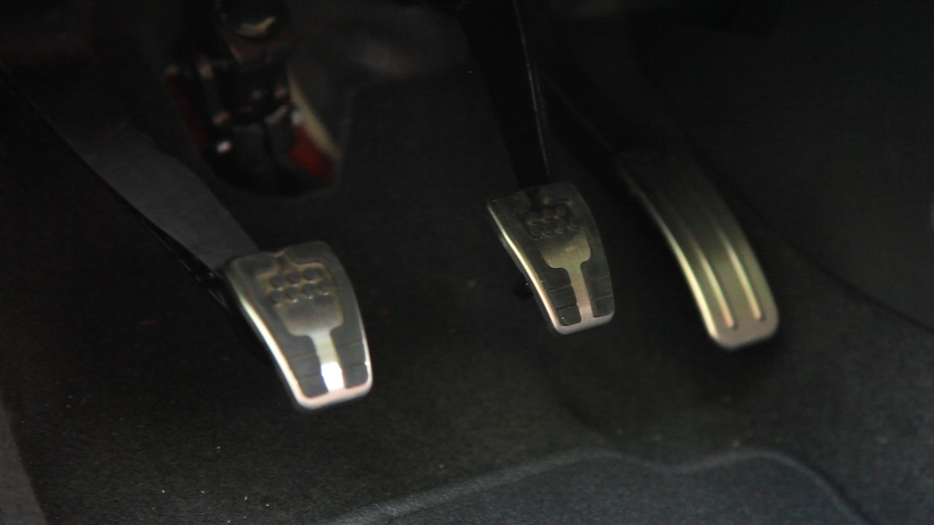 2014 Ford Fiesta ST Pedals