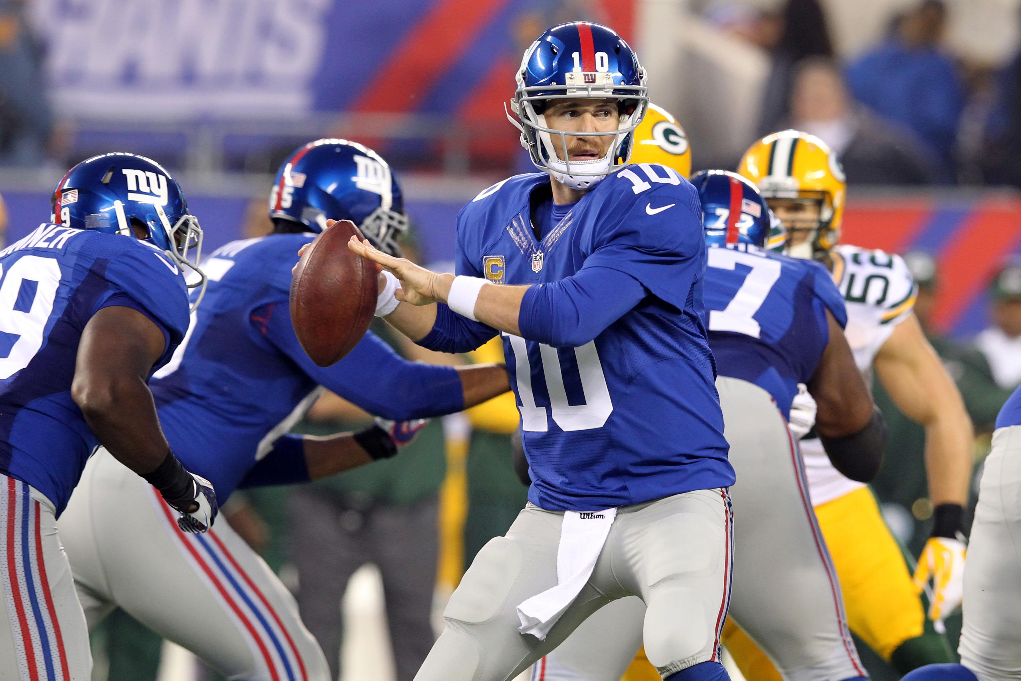 Manning Giants 2
