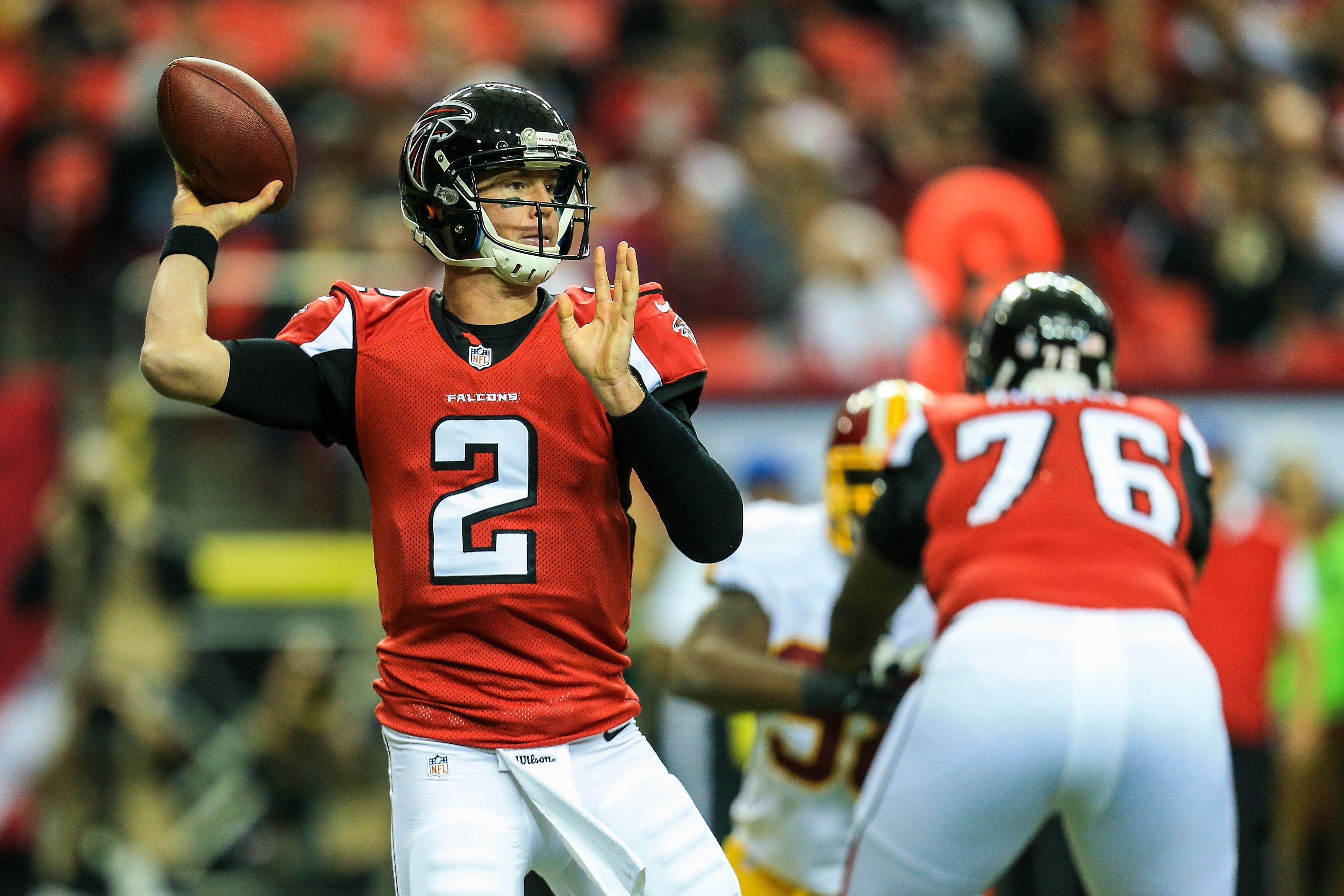 Matt Ryan Falcons