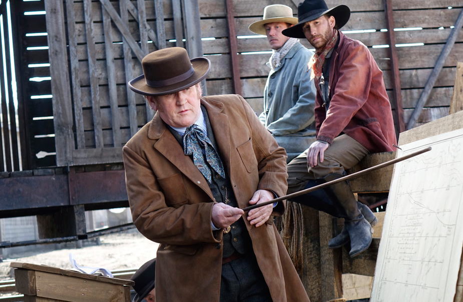 Hell on Wheels Sneak Preview