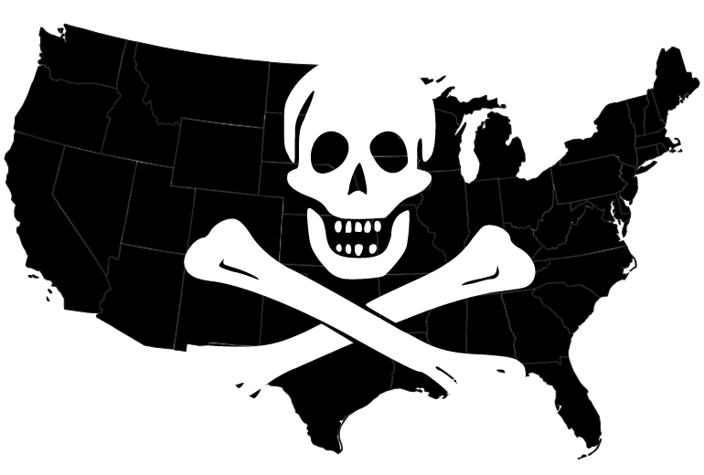 What are some good arguments to be made about why internet piracy shouldn't be illegal?