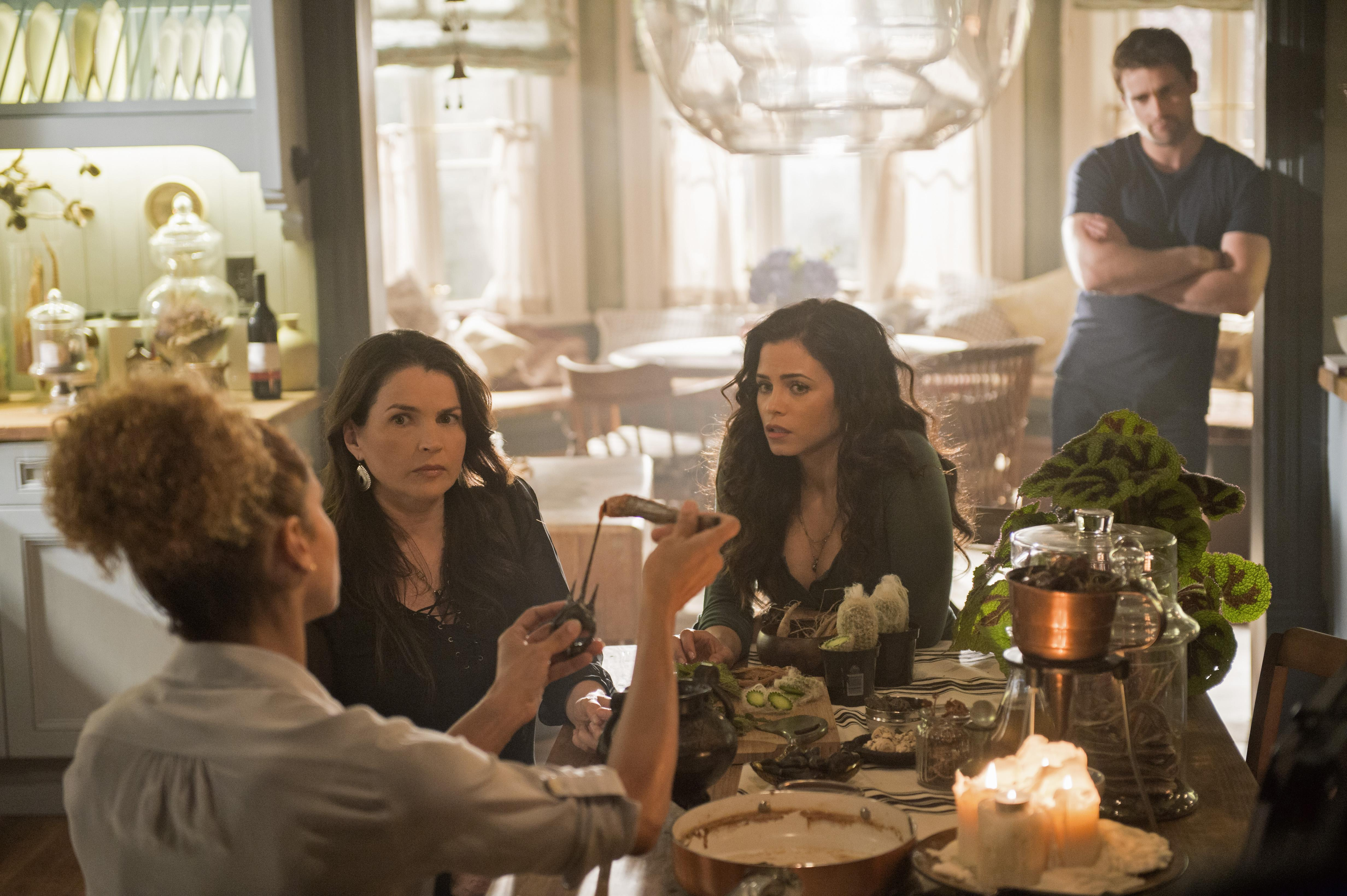 Witches of East End season 2 spoilers