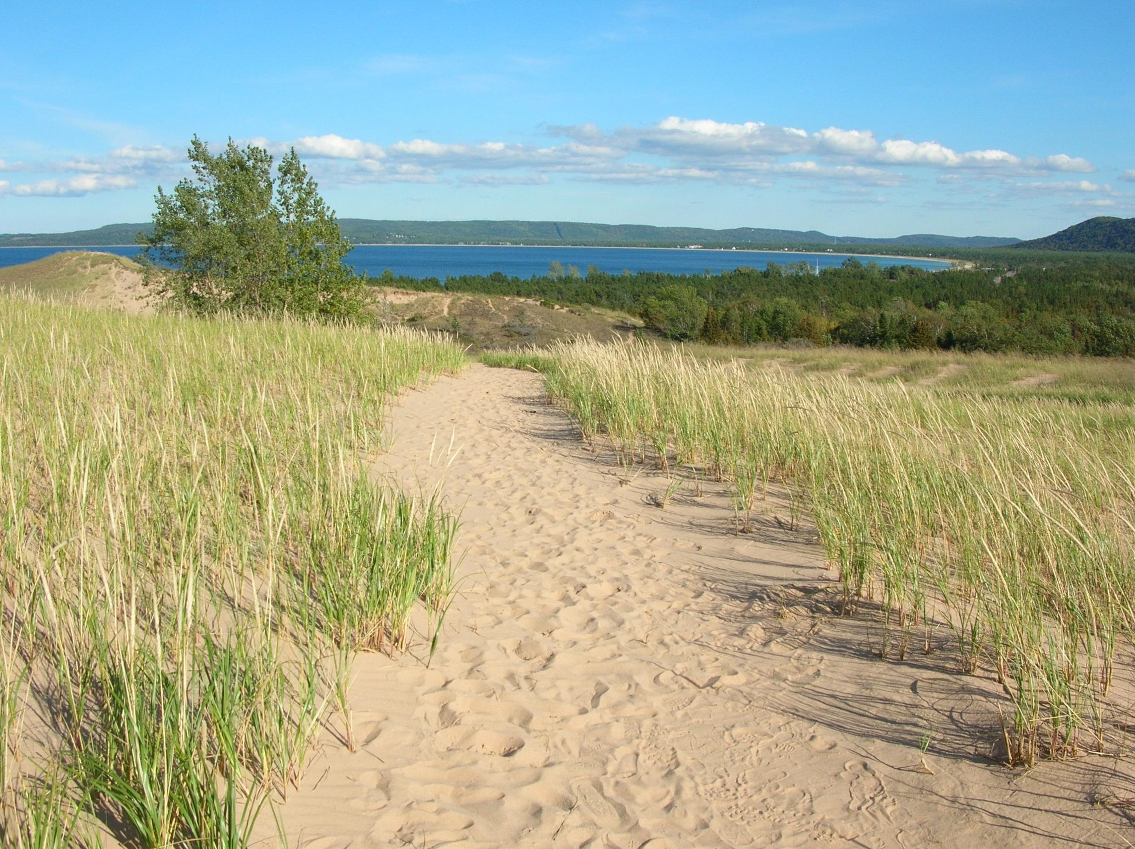 Sleeping Bear Dune Michigan