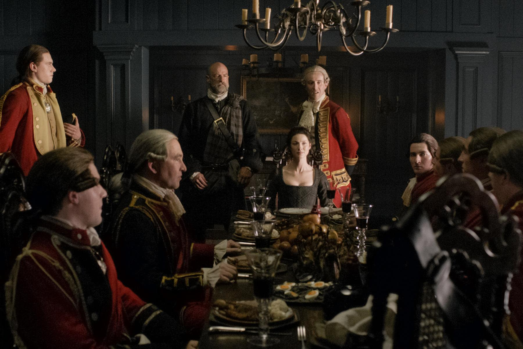 Outlander episode 6 sneak peek