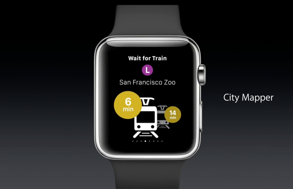 apple watch apps features
